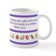 Psalm 127:3 Mug
