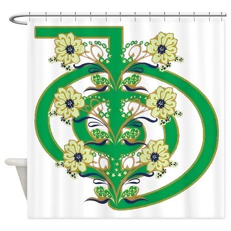 Cho Ku Rei Power Shower Curtain