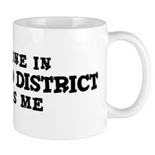 Richmond District: Loves Me Mug
