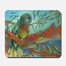 St Lucia Parrot Mousepad