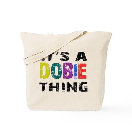 Dobie THING Tote Bag