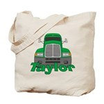 Trucker Taylor Tote Bag