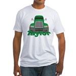 Trucker Taylor Fitted T-Shirt