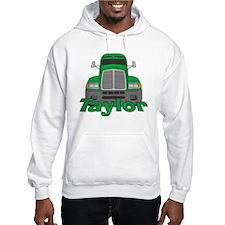 Trucker Taylor Hoodie