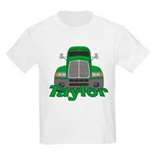 Trucker Taylor T-Shirt