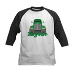 Trucker Taylor Kids Baseball Jersey
