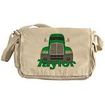 Trucker Taylor Messenger Bag