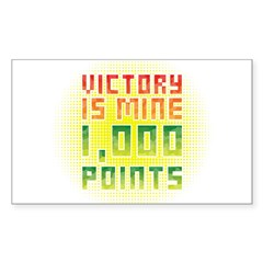 Victory is mine Decal