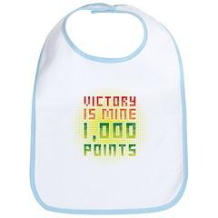 Victory is mine Bib