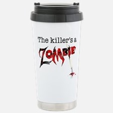 The killers a zombie Thermos Mug