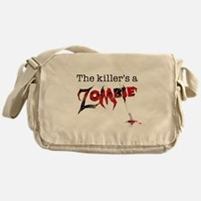 The killers a zombie Messenger Bag