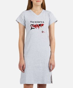 The killers a zombie Women's Nightshirt