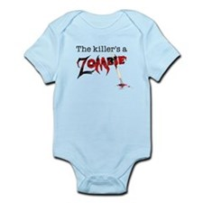 The killers a zombie Infant Bodysuit