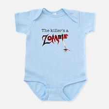 The killers a zombie Infant Bodysuit
