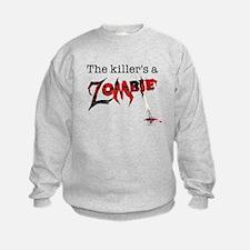 The killers a zombie Sweatshirt