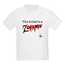 The killers a zombie Kids Light T-Shirt