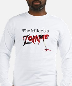 The killers a zombie Long Sleeve T-Shirt