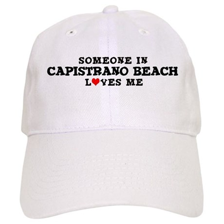 Capistrano Beach: Loves Me Cap