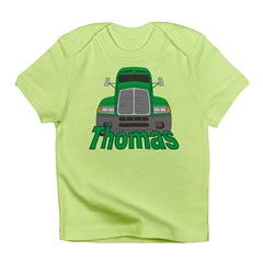Trucker Thomas Infant T-Shirt