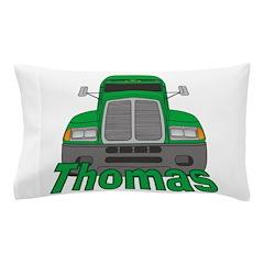 Trucker Thomas Pillow Case
