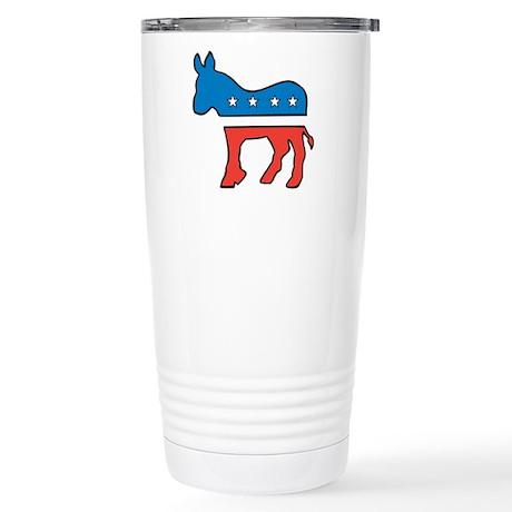 2012 Election. Stainless Steel Travel Mug