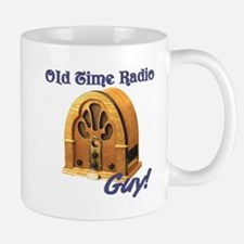 Old Time Radio Guy Mug
