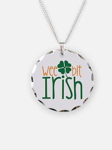 Wee Bit Irish Necklace