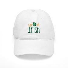 Wee Bit Irish Baseball Cap