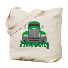 Trucker Timothy Tote Bag