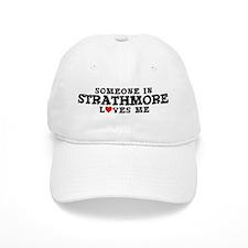Strathmore: Loves Me Baseball Cap