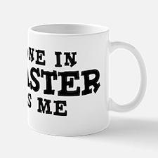 Lancaster: Loves Me Mug
