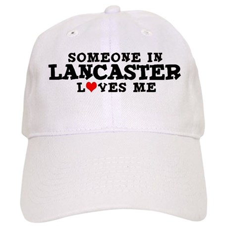 Lancaster: Loves Me Cap