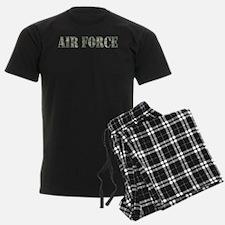 Air Force Camo Pajamas