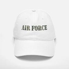 Air Force Camo Baseball Baseball Cap