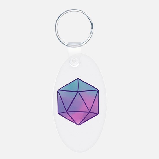 D20 Keychains