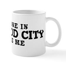 Redwood City: Loves Me Mug