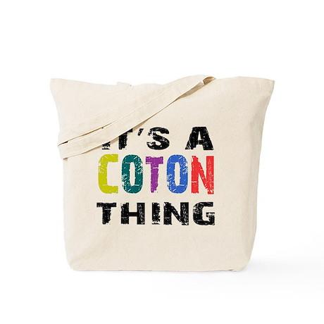 Coton THING Tote Bag
