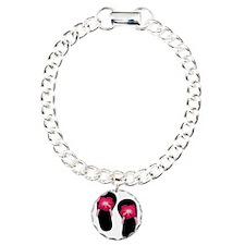 Pink Hibiscus Flip Flops.png Bracelet