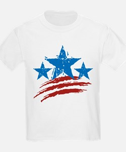 Red White Blue.png T-Shirt