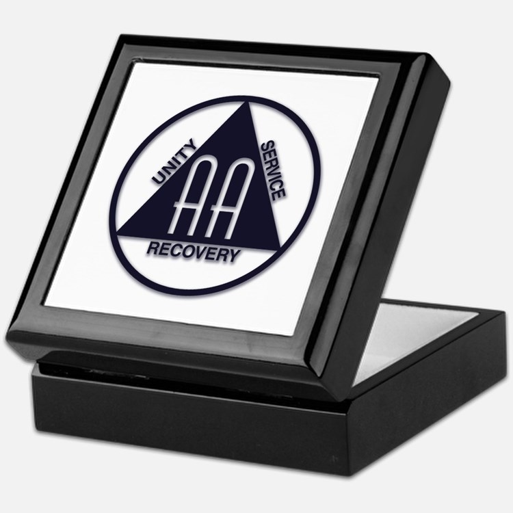 A.A. Logo Classics - Keepsake Box