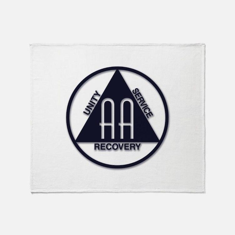 A.A. Logo Classics - Throw Blanket