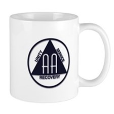 A.A. Logo Classics - Small Mug