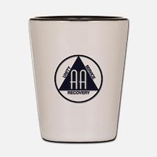 A.A. Logo Classics - Shot Glass