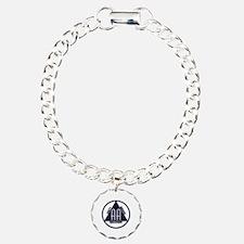 A.A. Logo Classics - Charm Bracelet, One Charm