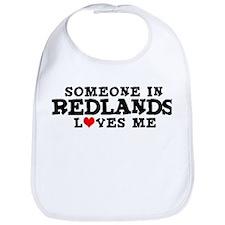 Redlands: Loves Me Bib