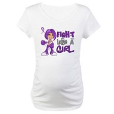 Fight Like a Girl 42.8 Epilepsy Shirt