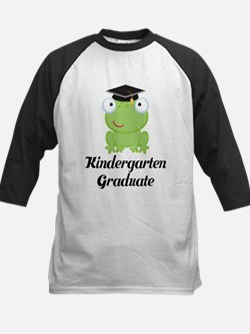 Kindergarten Graduate Gift Kids Baseball Jersey