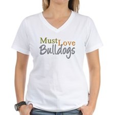 MUST LOVE Bulldogs Shirt