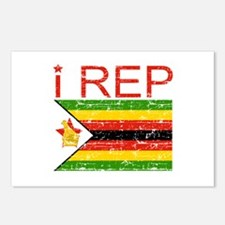 I Rep Zimbabwe Postcards (Package of 8)