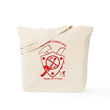 Zombie Safe Tote Bag